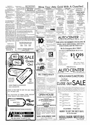 Carrol Daily Times Herald from Carroll, Iowa on June 7, 1974 · Page 6