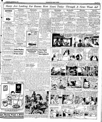 Naugatuck Daily News from Naugatuck, Connecticut on August 22, 1944 · Page 7