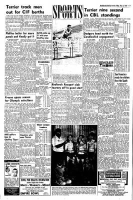 Redlands Daily Facts from Redlands, California on May 8, 1964 · Page 7
