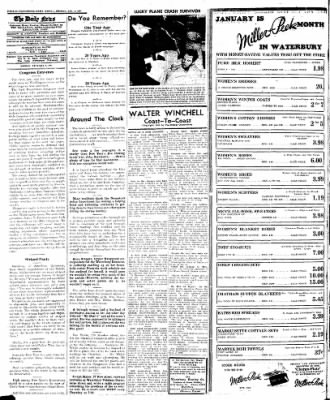 Naugatuck Daily News from Naugatuck, Connecticut on January 3, 1947 · Page 8