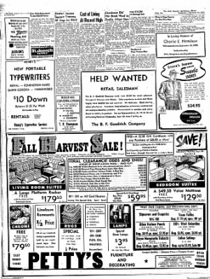 The Daily Register from Harrisburg, Illinois on September 23, 1953 · Page 6