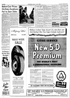 The Courier News from Blytheville, Arkansas on April 28, 1954 · Page 2
