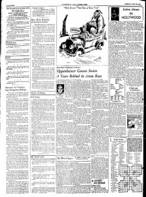 The Courier News from Blytheville, Arkansas on August 25, 1953 · Page 8