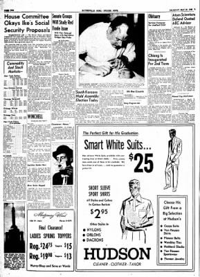 The Courier News from Blytheville, Arkansas on May 20, 1954 · Page 2