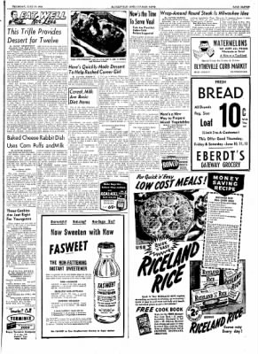 The Courier News from Blytheville, Arkansas on June 10, 1954 · Page 11