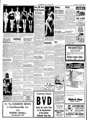The Courier News from Blytheville, Arkansas on June 12, 1954 · Page 10
