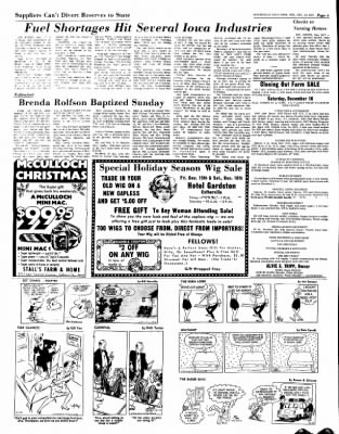 Estherville Daily News from Estherville, Iowa on December 13, 1972 · Page 4