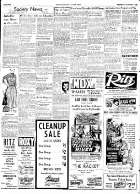 The Courier News from Blytheville, Arkansas on December 9, 1953 · Page 4