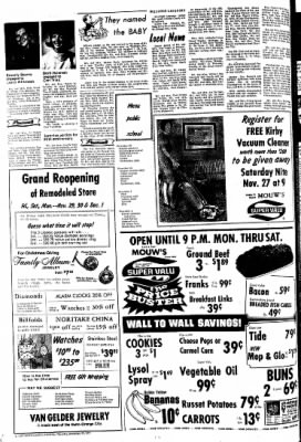 The Sioux County Capital from Orange City, Iowa on November 25, 1971 · Page 4