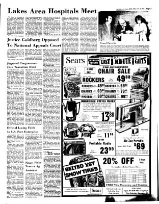 Estherville Daily News from Estherville, Iowa on December 20, 1972 · Page 3