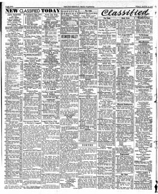 Ukiah Dispatch Democrat from Ukiah, California on March 19, 1948 · Page 2