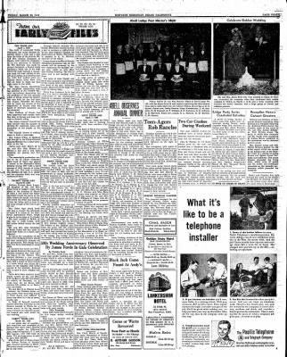 Ukiah Dispatch Democrat from Ukiah, California on March 26, 1948 · Page 3