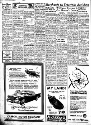 Carrol Daily Times Herald from Carroll, Iowa on July 17, 1957 · Page 2