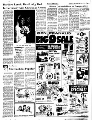 Estherville Daily News from Estherville, Iowa on January 8, 1973 · Page 2
