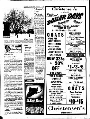 Estherville Daily News from Estherville, Iowa on January 23, 1973 · Page 3