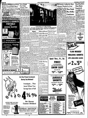 Alton Evening Telegraph from Alton, Illinois on June 29, 1960 · Page 10