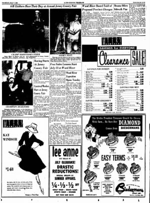 Alton Evening Telegraph from Alton, Illinois on July 7, 1960 · Page 17