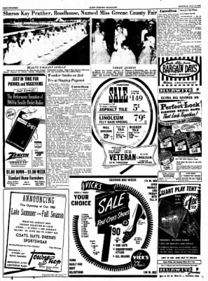 Alton Evening Telegraph from Alton, Illinois on July 14, 1960 · Page 13