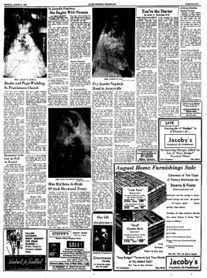 Alton Evening Telegraph from Alton, Illinois on August 8, 1960 · Page 11