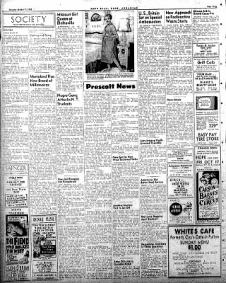 Hope Star from Hope, Arkansas on October 11, 1958 · Page 2