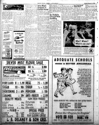 Hope Star from Hope, Arkansas on October 30, 1958 · Page 10