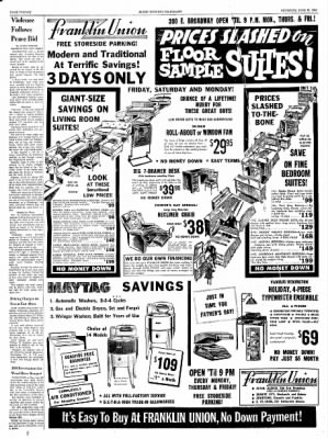 Alton Evening Telegraph from Alton, Illinois on June 13, 1963 · Page 20
