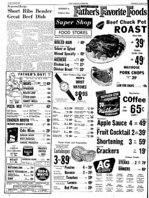 Alton Evening Telegraph from Alton, Illinois on June 13, 1963 · Page 26