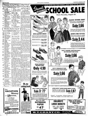 Alton Evening Telegraph from Alton, Illinois on August 21, 1963 · Page 18