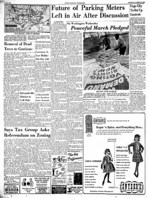 Alton Evening Telegraph from Alton, Illinois on August 27, 1963 · Page 2