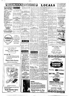 Fayette County Leader from Fayette, Iowa on May 18, 1961 · Page 8
