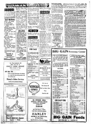 Fayette County Leader from Fayette, Iowa on September 14, 1961 · Page 4