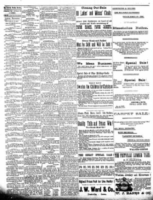 The Postville Review from Postville, Iowa on January 30, 1892 · Page 3