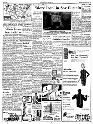 Alton Evening Telegraph from Alton, Illinois on September 23, 1963 · Page 2