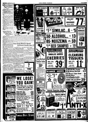 Alton Evening Telegraph from Alton, Illinois on January 12, 1950 · Page 11