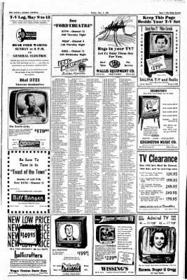 The Salina Journal from Salina, Kansas on May 9, 1954 · Page 23