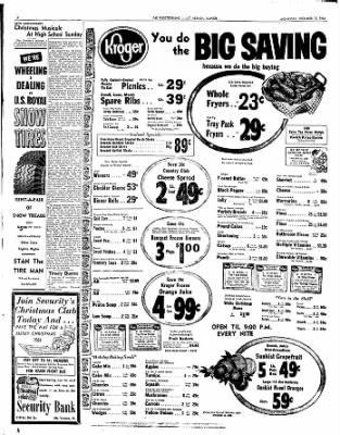Mt. Vernon Register-News from Mt Vernon, Illinois on December 11, 1963 · Page 8