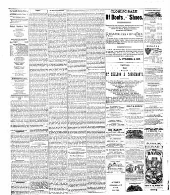 The Postville Review from Postville, Iowa on November 5, 1892 · Page 2