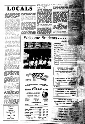 Fayette County Leader from Fayette, Iowa on September 13, 1962 · Page 21