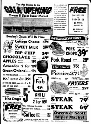 The Wellington Leader from Wellington, Texas on January 23, 1964 · Page 9