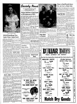 The Wellington Leader from Wellington, Texas on January 30, 1964 · Page 3