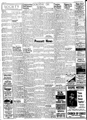 Hope Star from Hope, Arkansas on June 10, 1961 · Page 2