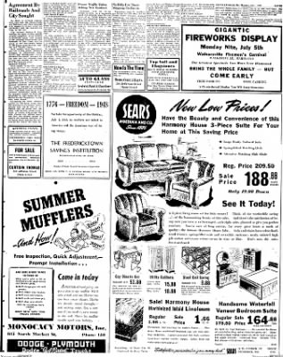 The News from Frederick, Maryland on July 1, 1948 · Page 11