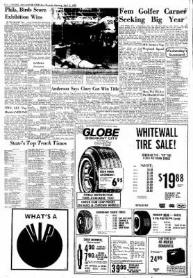 Lubbock Avalanche-Journal from Lubbock, Texas on April 3, 1975 · Page 27