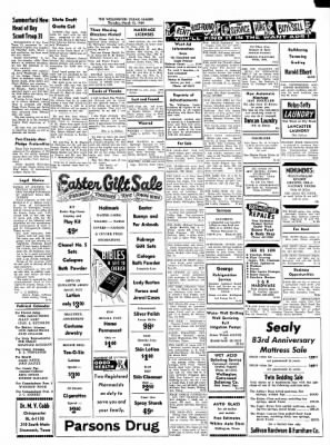 The Wellington Leader from Wellington, Texas on March 12, 1964 · Page 5