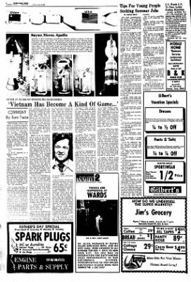 Pampa Daily News from Pampa, Texas on June 16, 1972 · Page 4