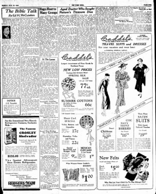 The Paris News from Paris, Texas on July 15, 1934 · Page 5