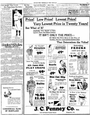 The News from Frederick, Maryland on May 20, 1932 · Page 9