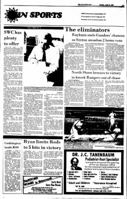 The Baytown Sun from Baytown, Texas on April 27, 1986 · Page 21
