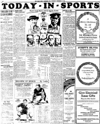 The News from Frederick, Maryland on December 24, 1931 · Page 6
