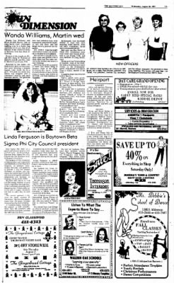 The Baytown Sun from Baytown, Texas on August 26, 1987 · Page 7